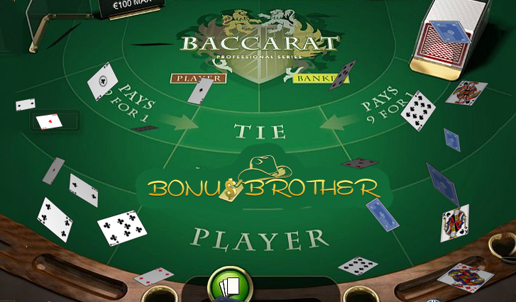tips to play baccarat games at online casinos